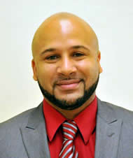 Treran Porter, Admissions Counselor